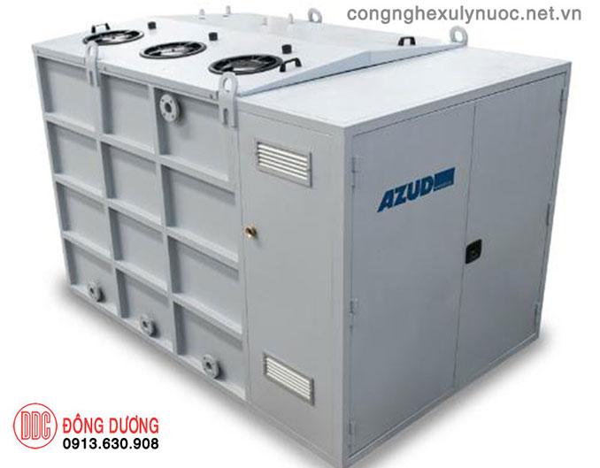 Công nghệ xử lý nước thải bằng container