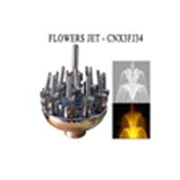 Đầu phun FlowerJet hình bông hoa 3 tầng